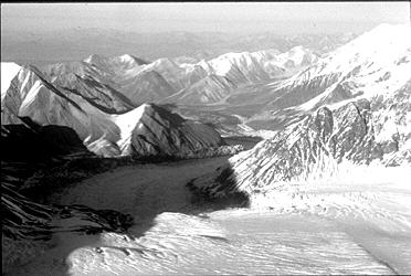 Peter's Glacier